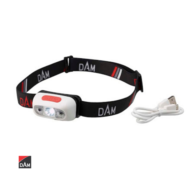 Picture of DAM USB-Chargeable Sensor Headlamp