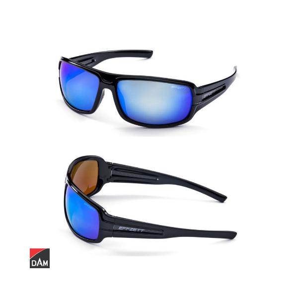 Picture of DAM Effzett ClearView Sunglasses Blue Revo