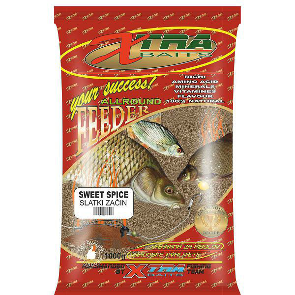 Slika Xtra Baits Feeder Sweet Spice 1 kg