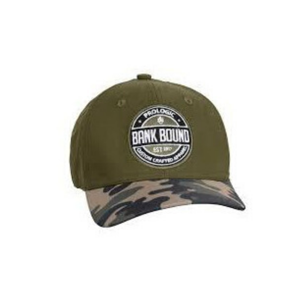 Picture of Prologic Bank Bound Camo Cap Green/Camo
