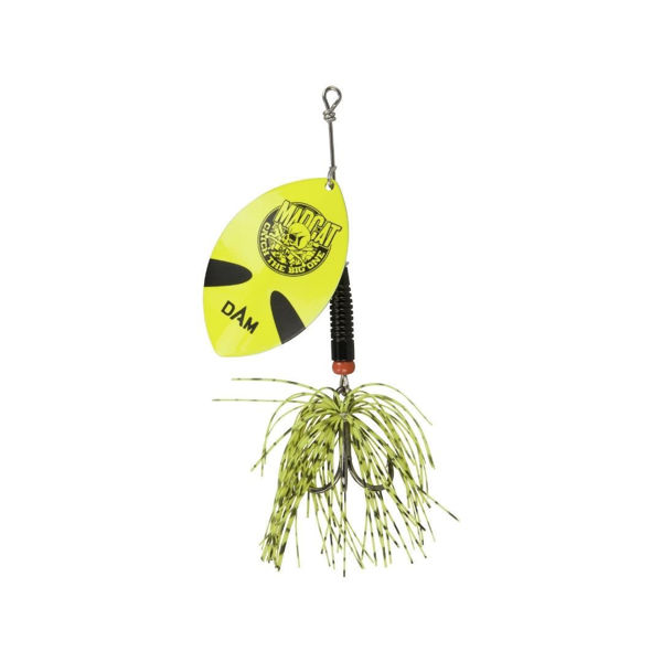 DAM Madcat Big Blade Spinner 55G Fluo Yellow