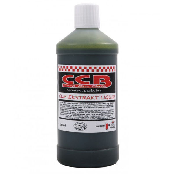 CCB Glm Extract Liquid 250ml