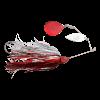 Savage Gear Da'Bush Spinnerbait Red Silver Flash
