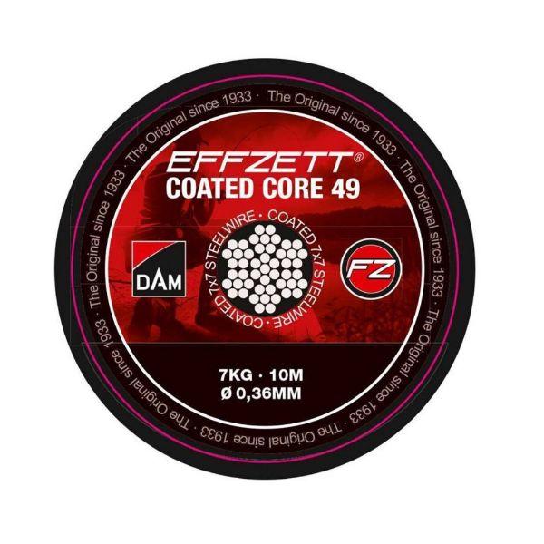 DAM Effzett Coated Core 49 10 m