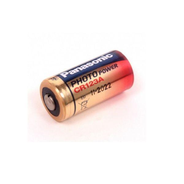 Nash Siren Receiver Battery S5R R3 (CR123A)