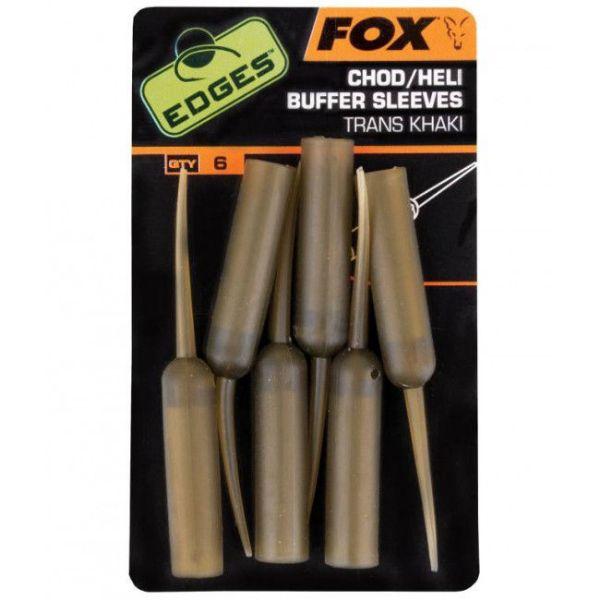 Fox Edges Chod /Heli Buffer Sleeve x 6