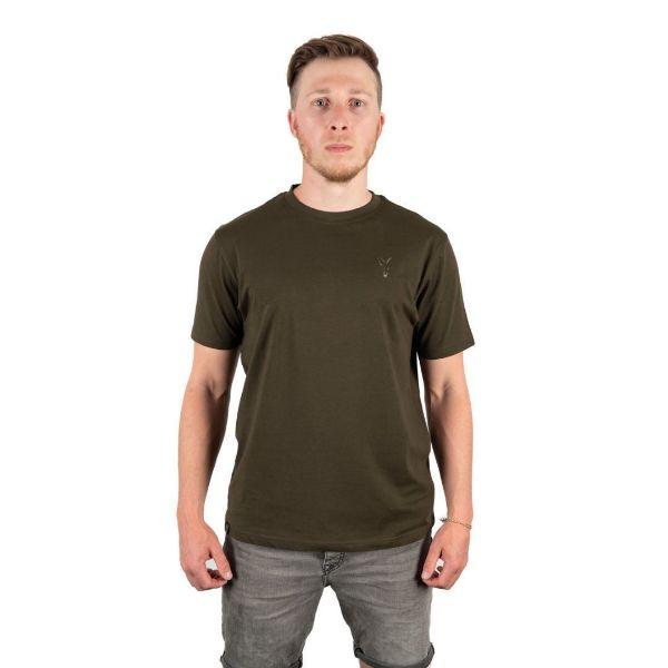 Fox Khaki T Shirt