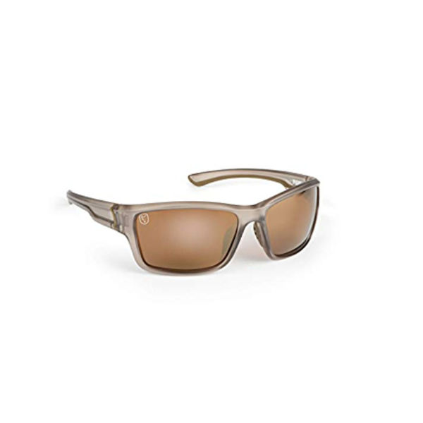 Fox Sunglasses Trans Khaki