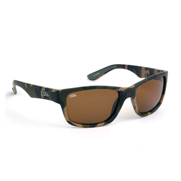 Fox Sunglasses Camo Brown