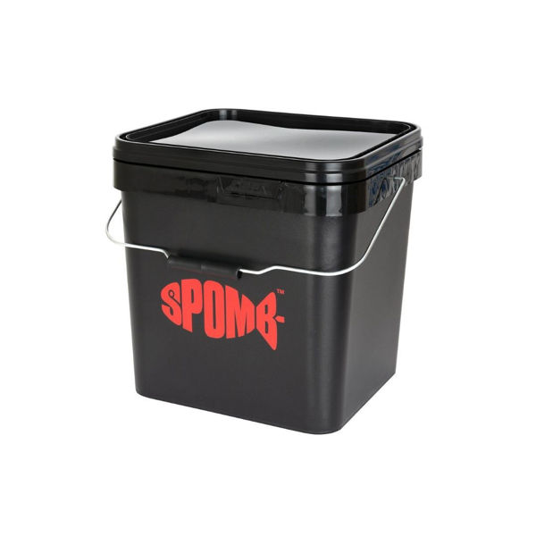Spomb Square Bucket 17L