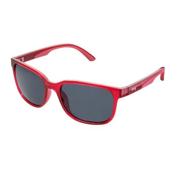 Berkley URBN Sunglasses Crystal Red Smoke