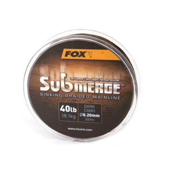Fox Submerge Sinking Braided Mainline