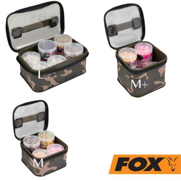 Fox Aquos Camolite Bait Storage