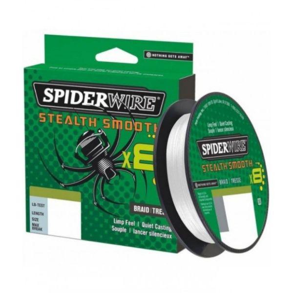 Spiderwire Stealth Smooth 8 Translucent 150m