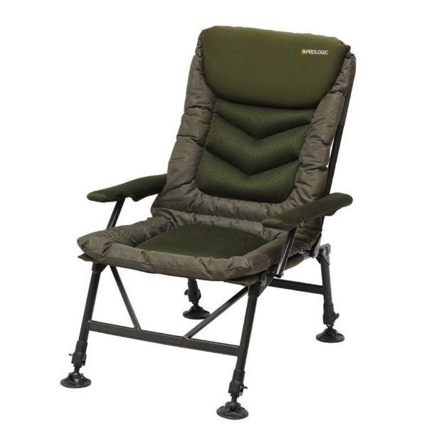 Prologic Inspire Relax Recliner Chair 140kg