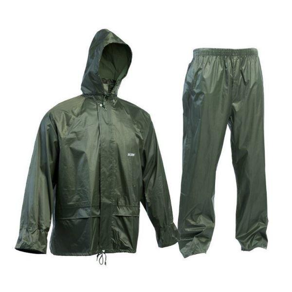 Jaxon Kišno Odijelo Zeleno UJ-AKPL